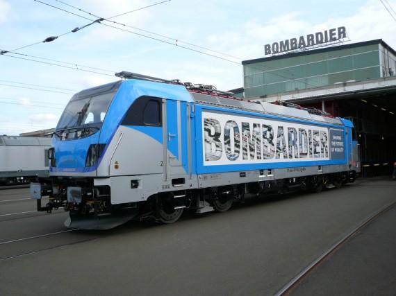 Bombardier TRAXX MS3