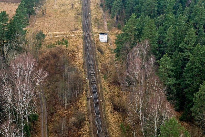 Ełk Trakiszki Rail Baltica