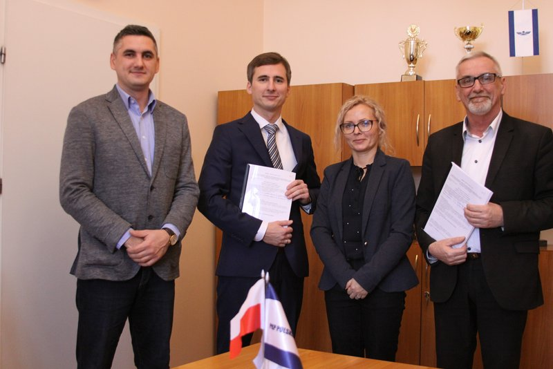 Podpisano umowę na prace na trasie Bełchów-Łowicz Główny
