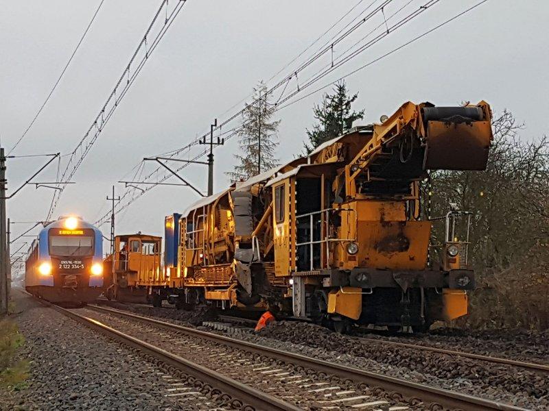 Elektryfikacja linii Ocice-Rzeszów