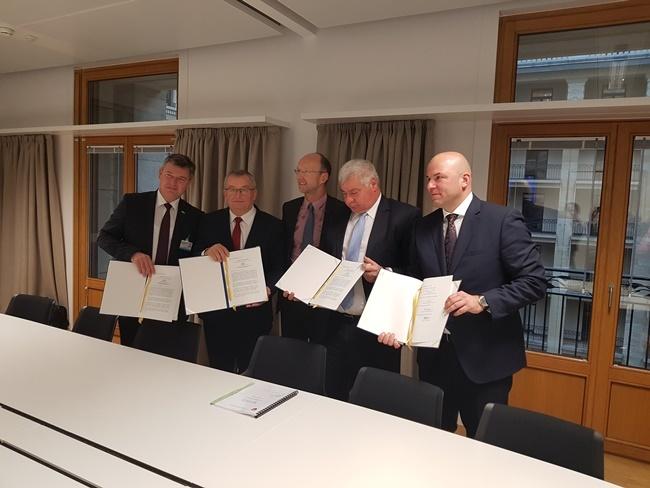Memorandum o Bursztynowym Szlaku Kolejowym