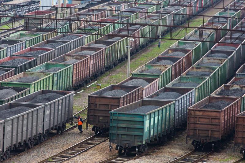 Rosja Kalinigrad węgiel