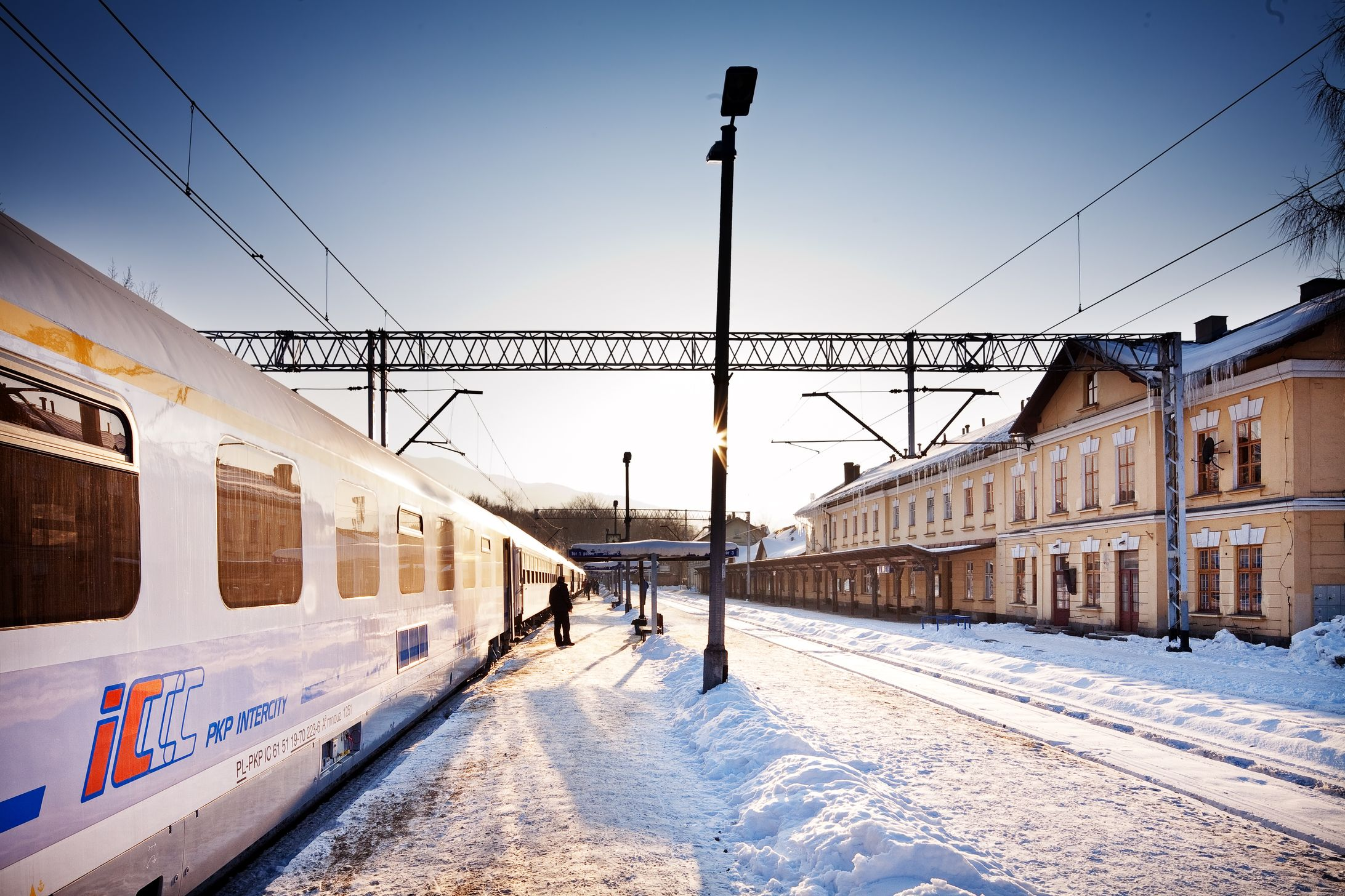 15 stycznia pierwsza tura ferii zimowych. Planując wyjazd zapoznajcie się z ofertą PKP Intercity