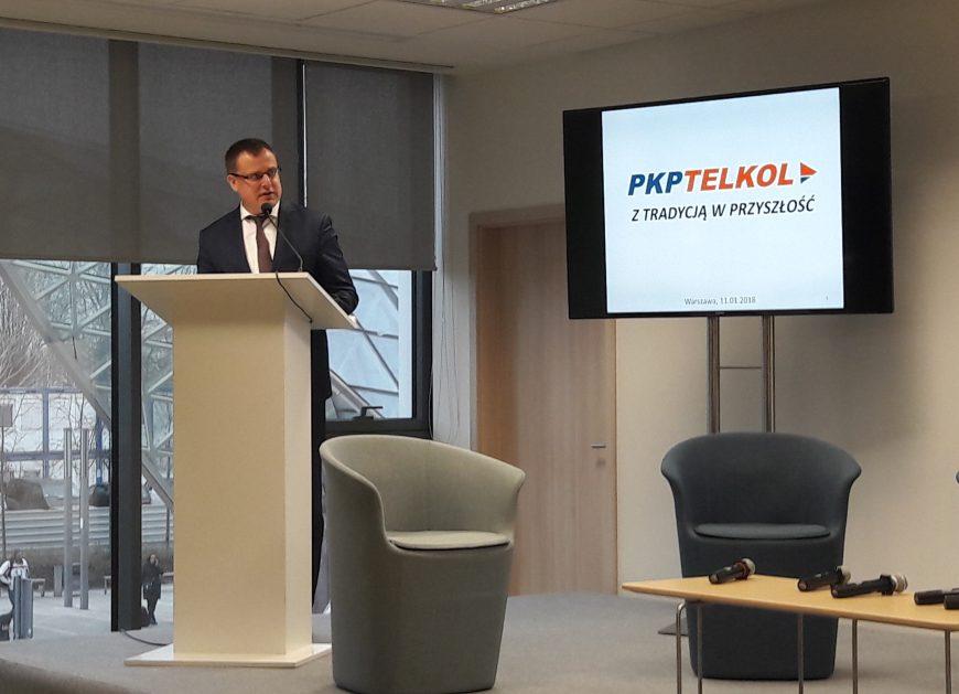 NaKolei.pl - PKP TELKOL - wystartowała nowa marka integrująca rynek kolejowy