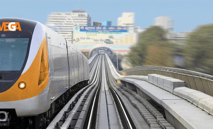NaKolei.pl - Siemens i elektryfikacja ponad 39 km linii metra w Indiach