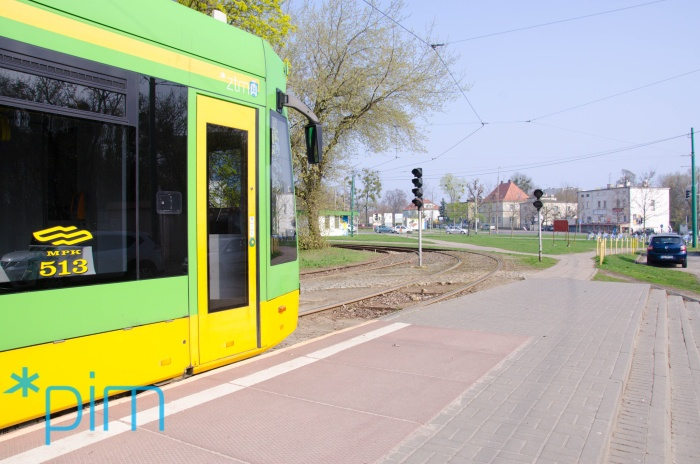 Przetarg na linię na Naramowice