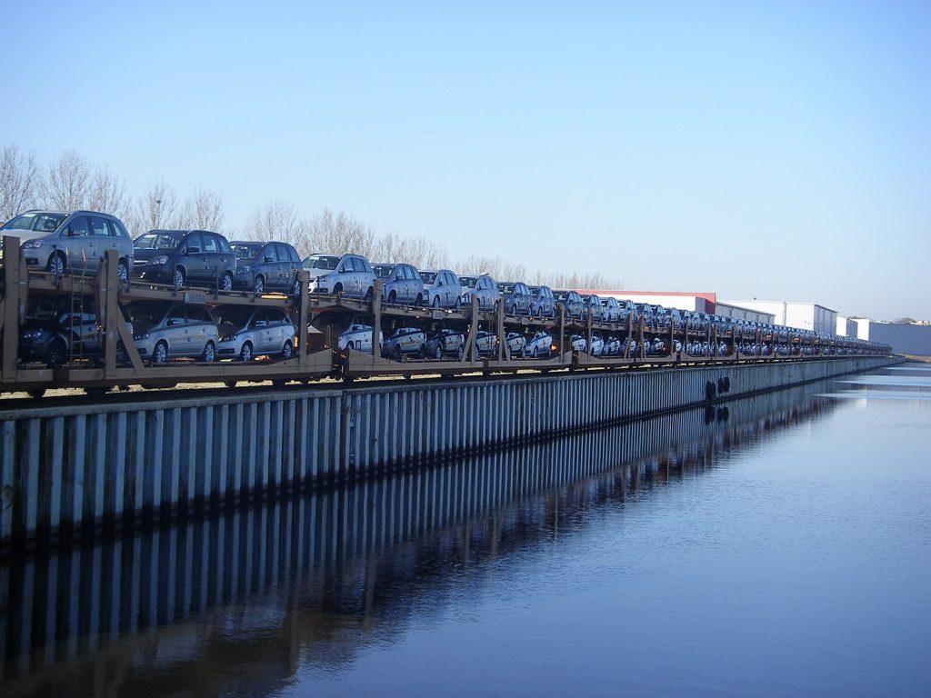 Modernizacja torów do portu w Gliwicach