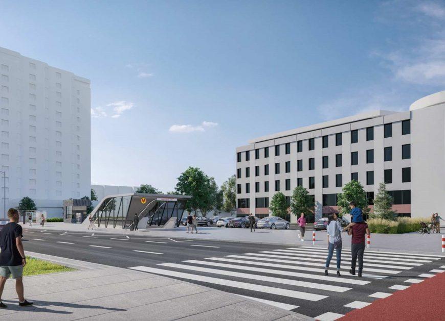 NaKolei.pl - Metro Warszawskie: 30 marca terminem otwarcia ofert w przetargu na rozbudowę II linii metra