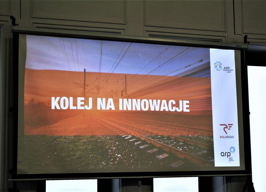 NaKolei.pl - Innowacyjne rozwiązania dla kolei - program akceleracyjny ARP i POLREGIO