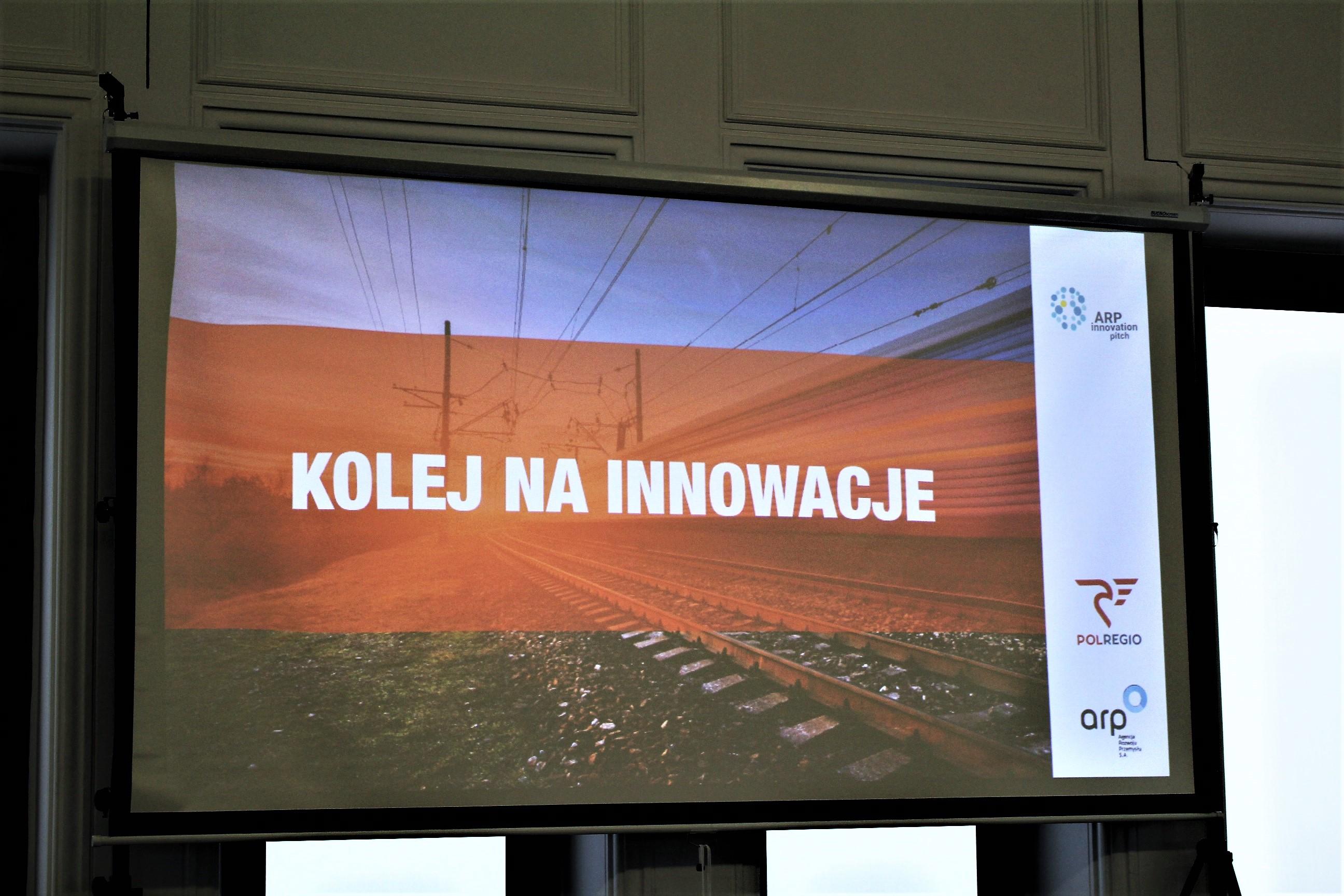 Innowacyjne rozwiązania dla kolei – program akceleracyjny ARP i POLREGIO