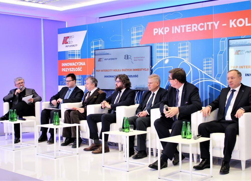 NaKolei.pl - Współpraca PKP Intercity i NCBR w ramach partnerstwa innowacyjnego