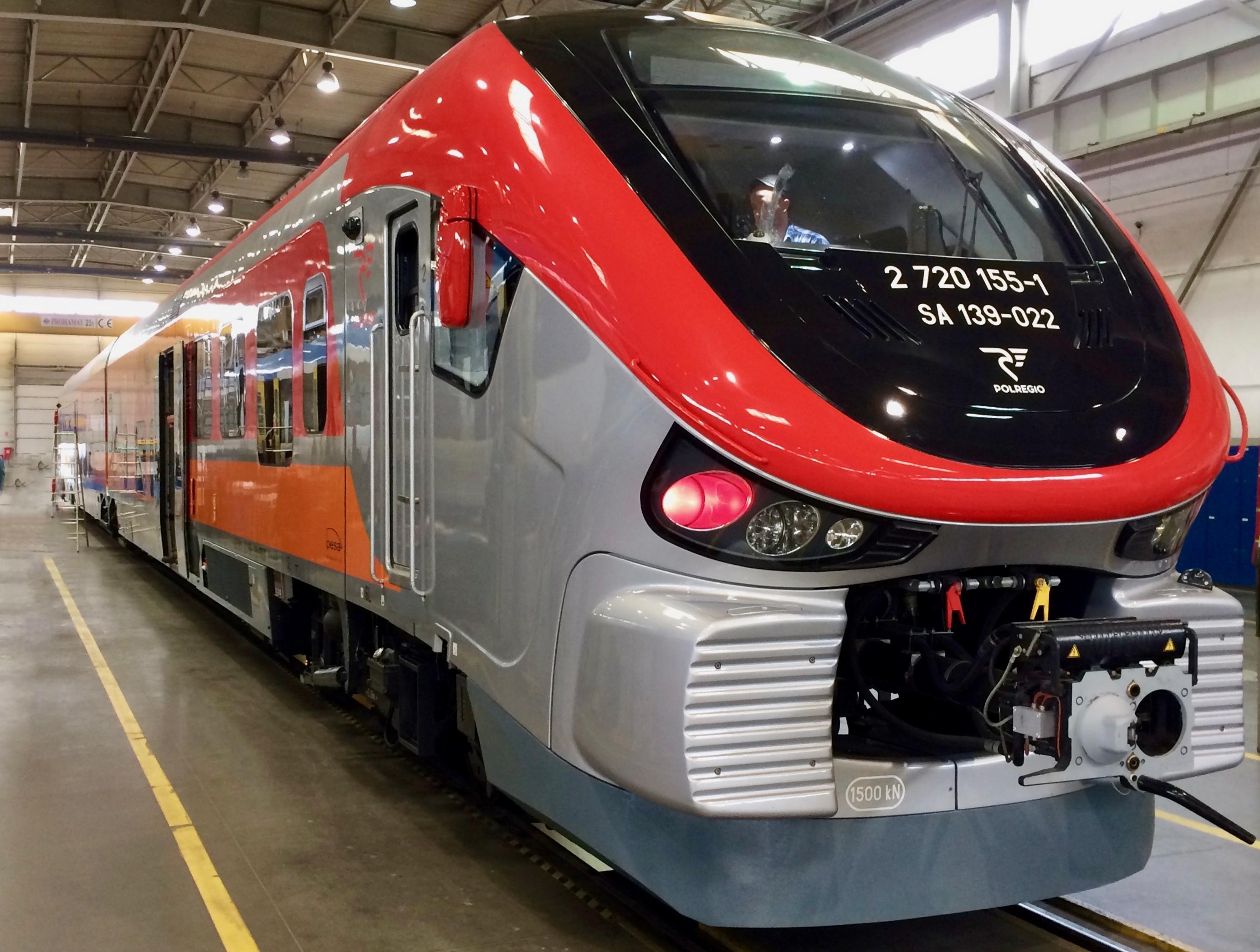 Już od dziś można kupić bilety na pociągi musicREGIO