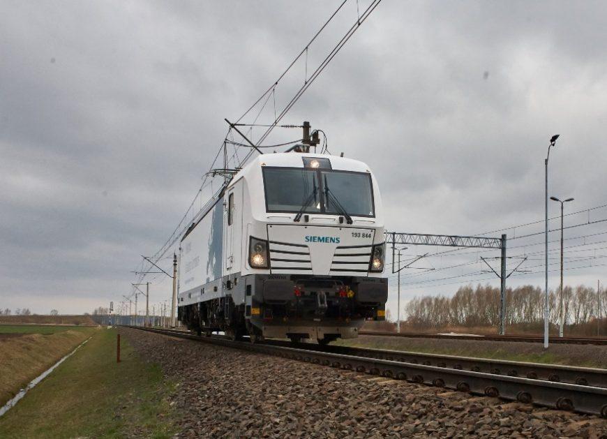 NaKolei.pl - Vectron dla CARGOUNIT - lokomotywa zostanie przekazana we wrześniu 2018 roku