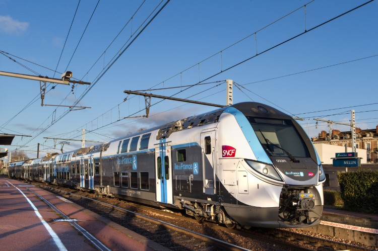 Strajk na kolejach SNCF