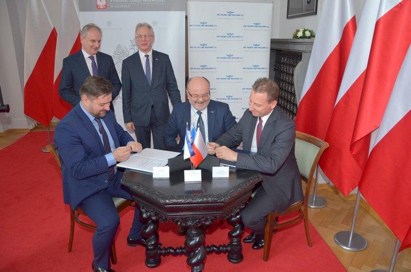 NaKolei.pl-Modernizacja ponad 220 km linii kolejowych na Pomorzu - dokumentacja przedprojektowa jeszcze w 2019 roku