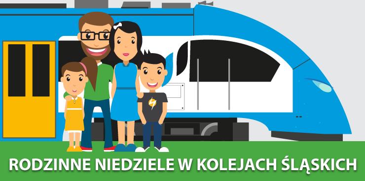 Rodzinna Niedziela z Kolejami Śląskimi-11 marca z tej oferty przewoźnika skorzystało ok. 4400 osób