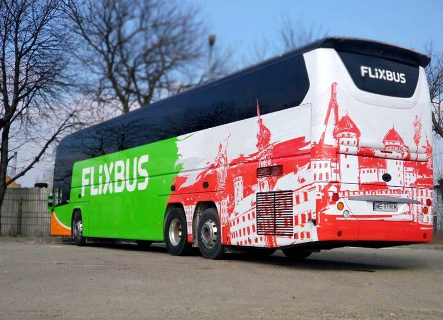 NaKolei.pl - Konkurencja dla Deutsche Bahn? Filxbus uruchamia FlixTrain