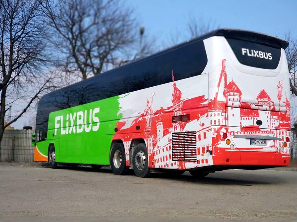 Konkurencja dla Deutsche Bahn? Filxbus uruchamia FlixTrain