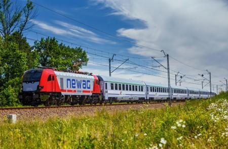 Lokomotywy z Newagu dla PKP Intercity