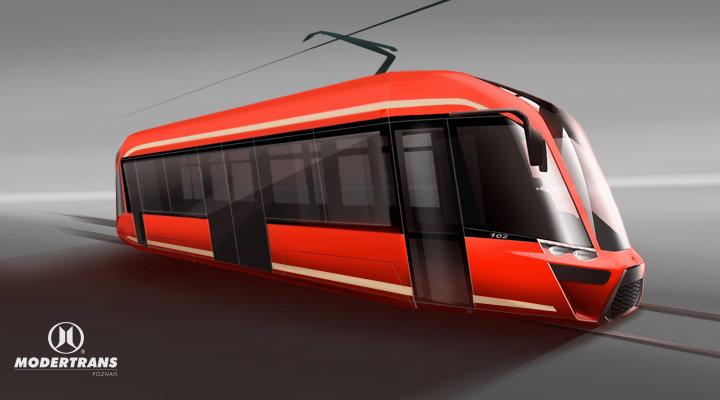 NaKolei.pl - Modertrans dostarczy dziesięć tramwajów dla Śląska
