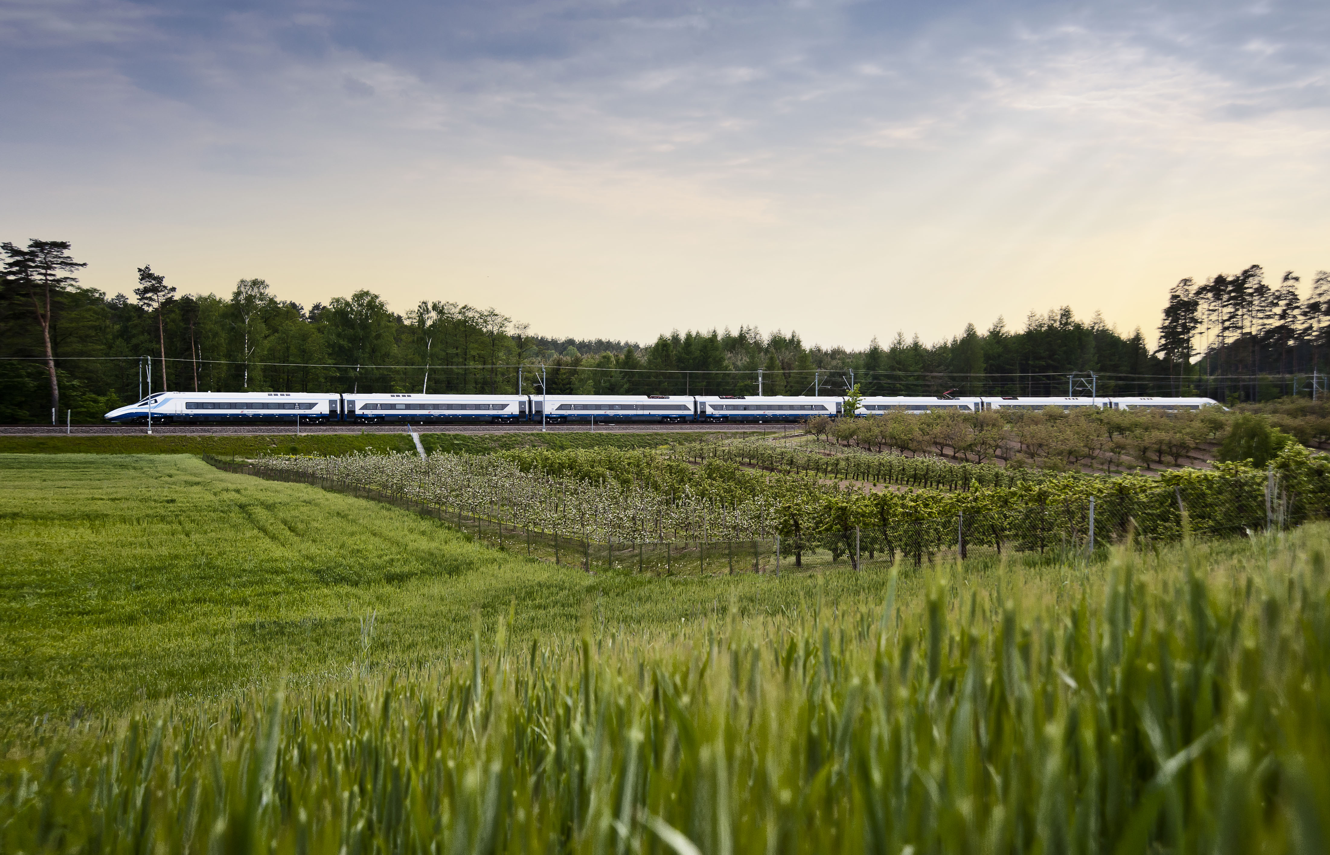 PKP Intercity zachęca do podróży na trasie Warszawa-Berlin. Tańsze bilety już w przedsprzedaży