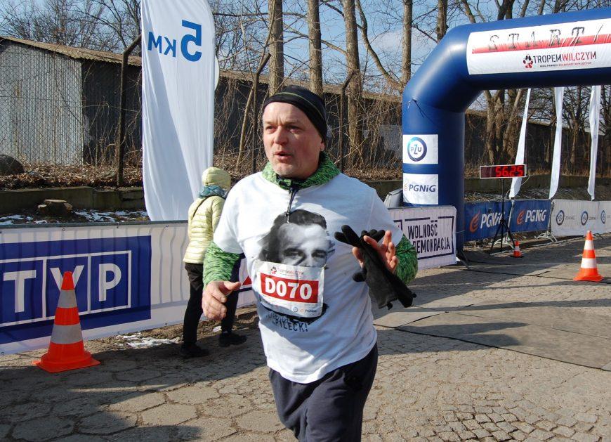 NaKolei.pl - Drużyna portalu NaKolei.pl w biegu na cześć Żołnierzy Wyklętych