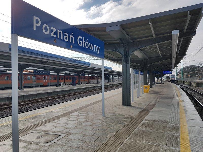 NaKolei.pl - Poznańska Kolej Metropolitarna