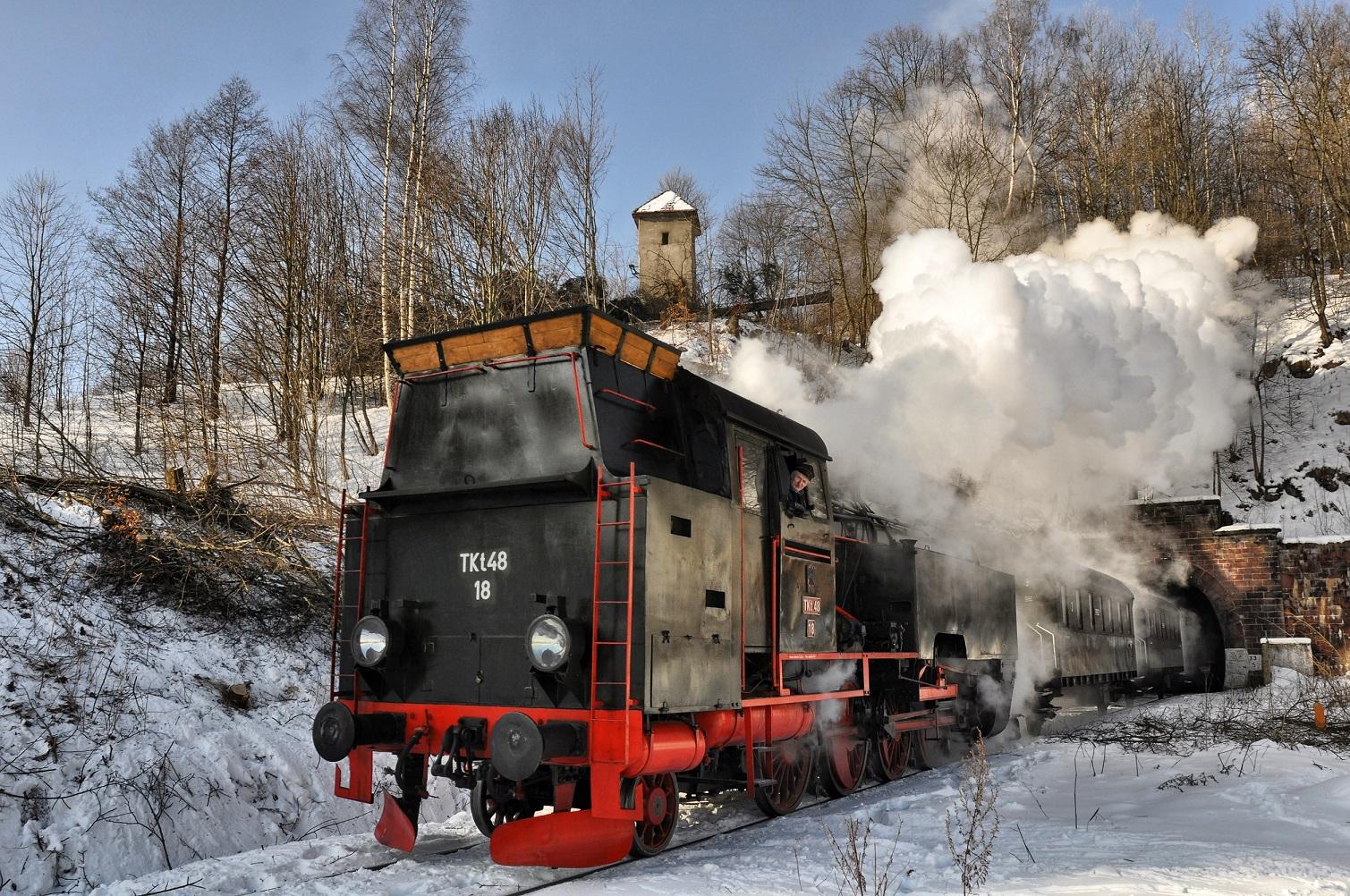 NaKolei.pl - Antracyt pojedzie po linii Śląskiej Kolei Górskiej