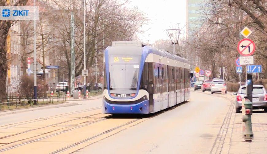 NaKolei.pl - Kraków kontynuuje remonty linii tramwajowych