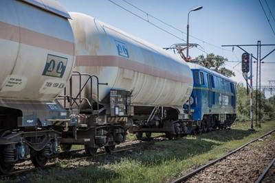Pęknięcia spawów w cysternach kolejowych
