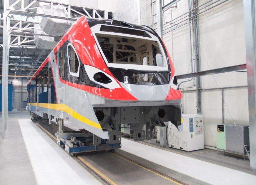 NaKolei.pl - Tabor na polskiej kolei-przewoźnicy posiadają 1279 sztuk EZT