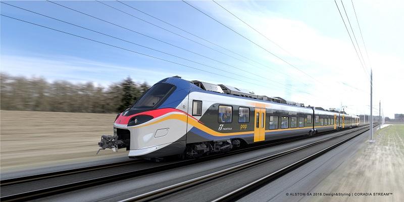 Koleje włoskie kupią pociągi Alstomu