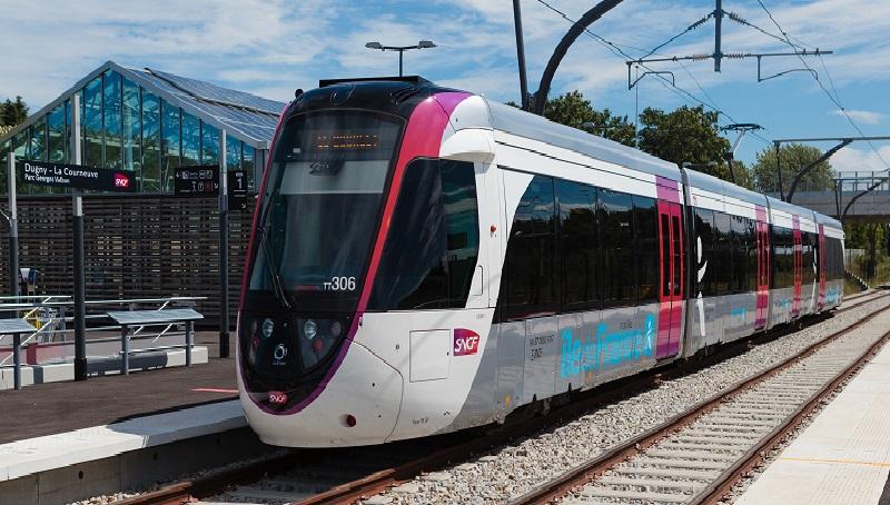 NaKolei.pl - Ekspresowe tramwaje Alstom dla regionu paryskiego