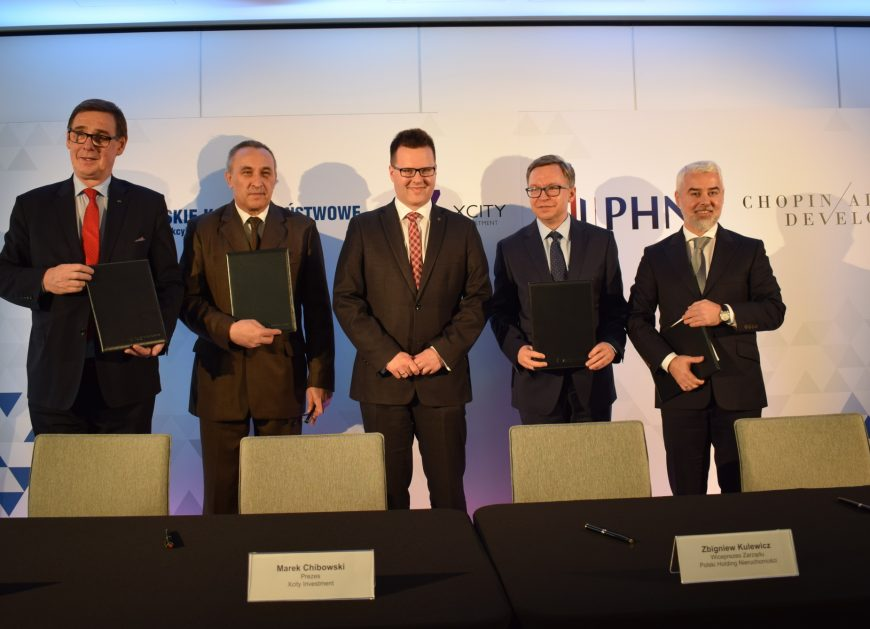 NaKolei.pl - Komercyjne zagospodarowanie nieruchomości-PKP S.A. nawiązało współpracę m.in. z Xcity Investment i PHN