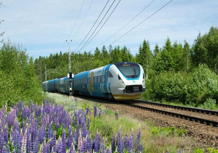 NaKolei.pl - Pociągi Bombardiera będą jeździć w Szwecji
