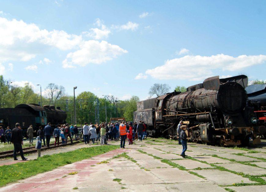 NaKolei.pl - Sezon turystyczny: 5 maja Parowozownia w Skierniewicach otwiera się na zwiedzających
