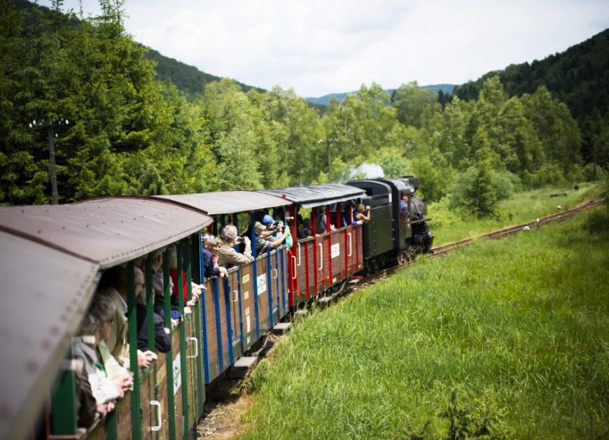 NaKolei.pl - Długi weekend w Bieszczadach-Bieszczadzka Kolejka Leśna