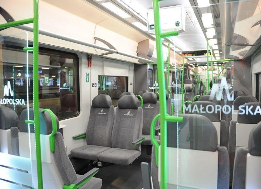 NaKolei.pl - Pasażerowie zaprojektowali pociągi w Małopolsce