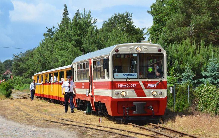 NaKolei.pl - Żuławska Kolej Dojazdowa wznowiła kursowanie
