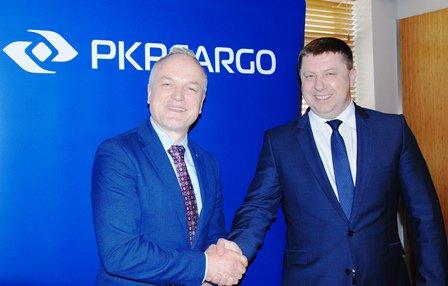 NaKolei.pl - Usprawnienie przewozów międzynarodowych-PKP CARGO i Koleje Litewskie podpisały umowę dot. współpracy