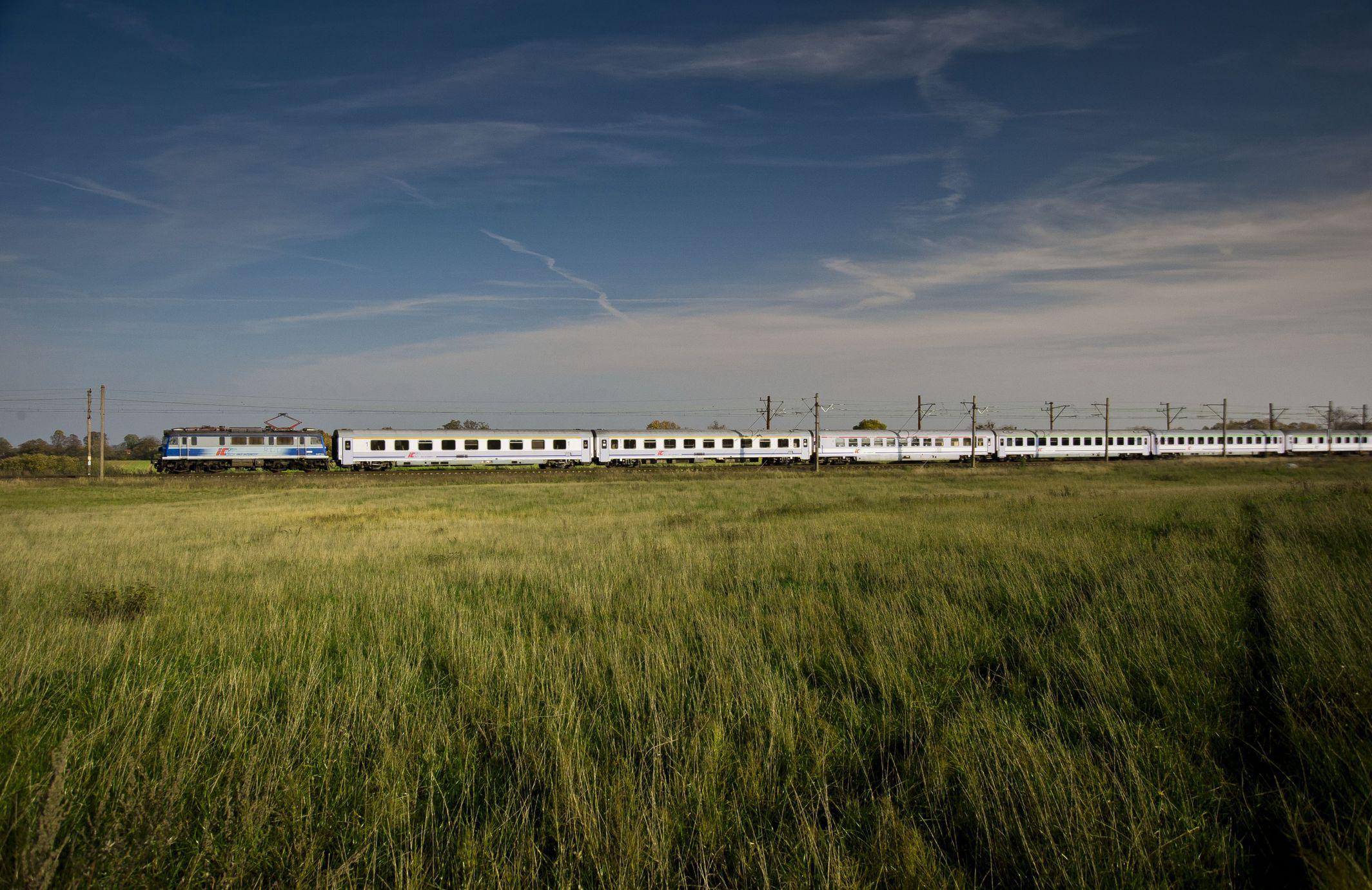 Lato 2018. Z oferty PKP Intercity skorzystało 8% więcej pasażerów niż rok temu