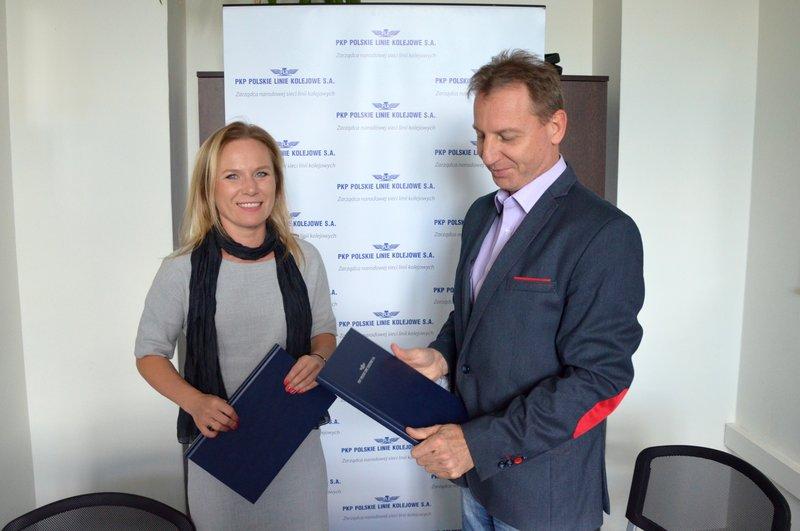 NaKolei.pl - Inwestycja na szlaku Tczew-Gdańsk Główny. Podpisano umowę na dokumentację przedprojektową