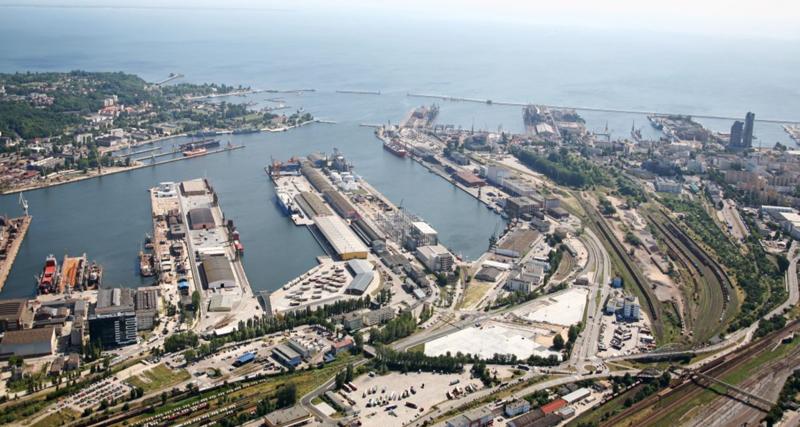 NaKolei.pl - 1,4 mld zł na inwestycje w Gdyni i Gdańsku. Wzmocni to kolejowy transport towarowy