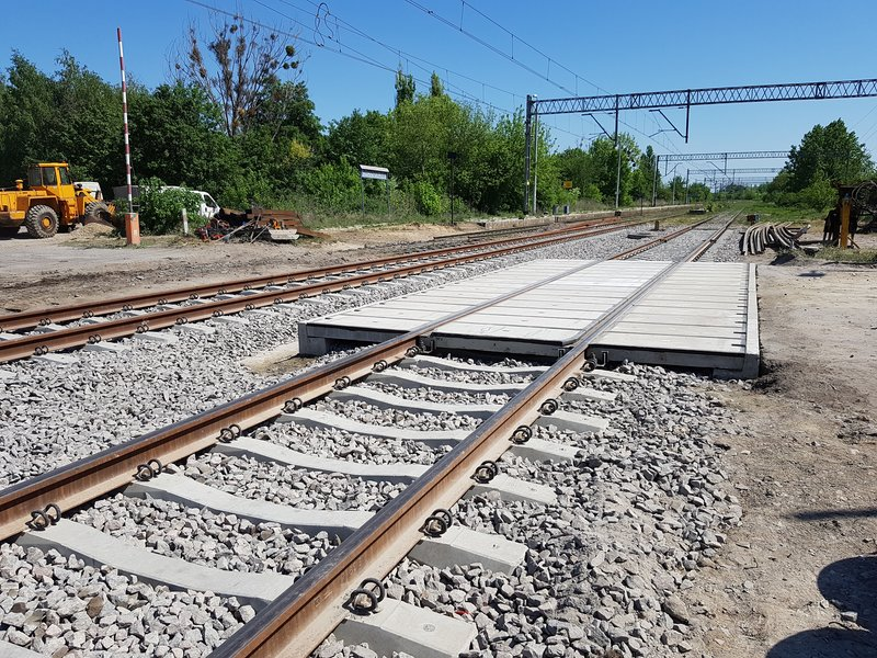 NaKolei.pl - Lubelskie modernizacja przejazdów kolejowo - drogowych