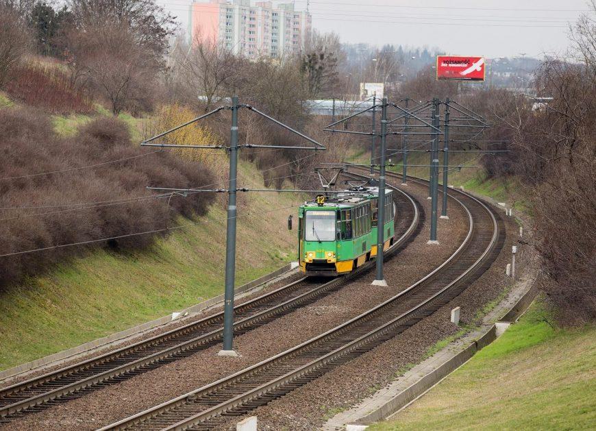 NaKolei.pl- Remonty torowisk w Poznaniu