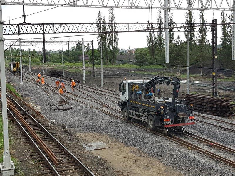 Nakolei.pl--Modernizacja linii Lublin - Stalowa Wola