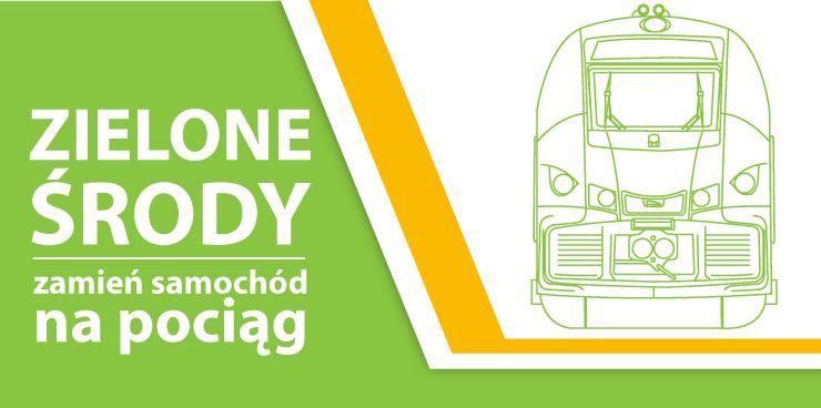 NaKolei.pl - Zielone Środy z Kolejami Śląskimi. Dotąd w akcji wzięło udział prawie 8000 kierowców