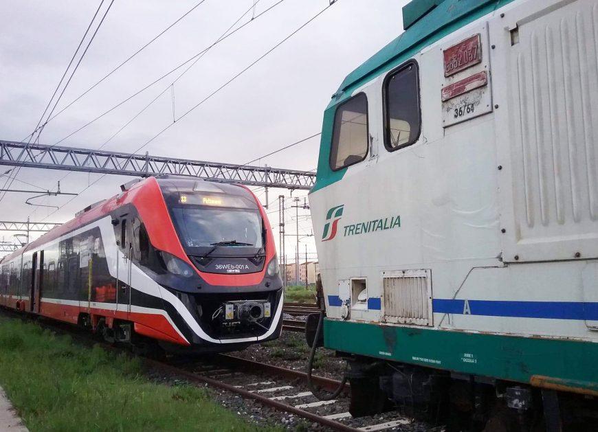 NaKolei.pl - ETR322-001 - Impuls II dla włoskiego FSE jest po badaniach dynamicznych