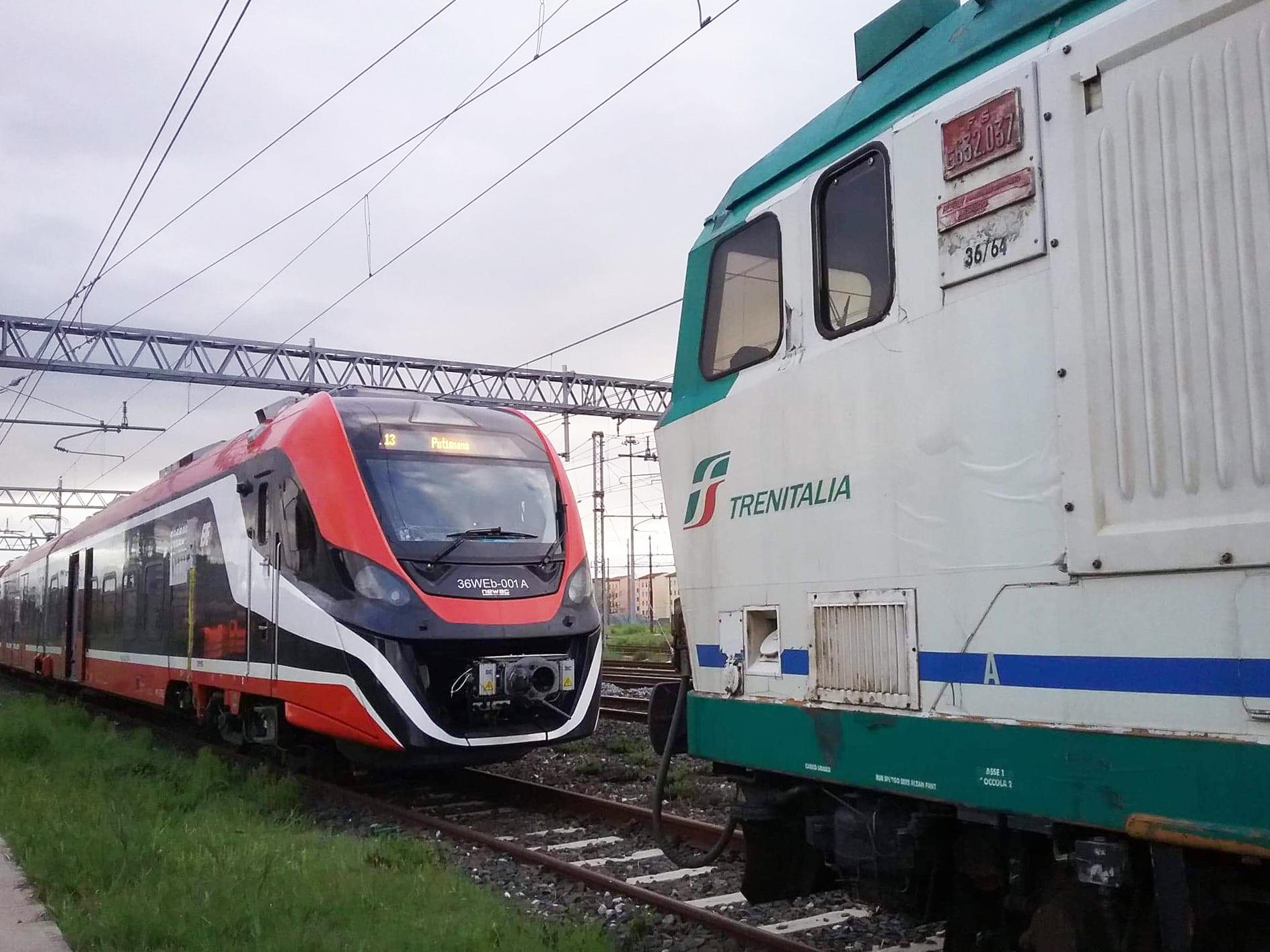 ETR322-001 – Impuls II dla włoskiego FSE jest po badaniach dynamicznych