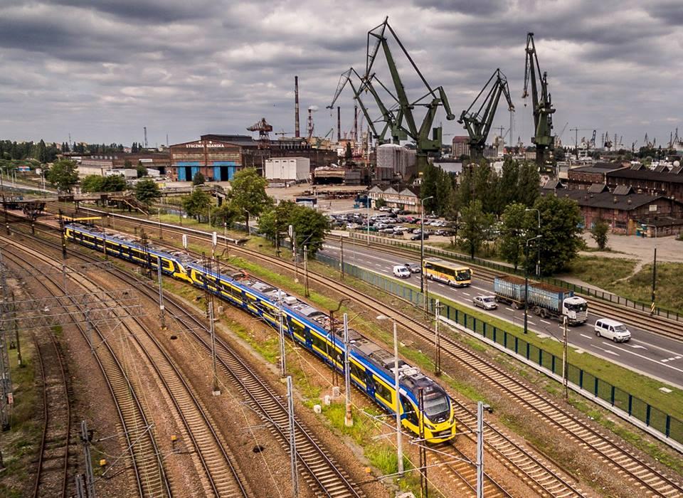 NaKolei.pl - Przełączanie zasilania. Dziś do 15:00 nie skasujemy biletu na stacji Rumia Janowo